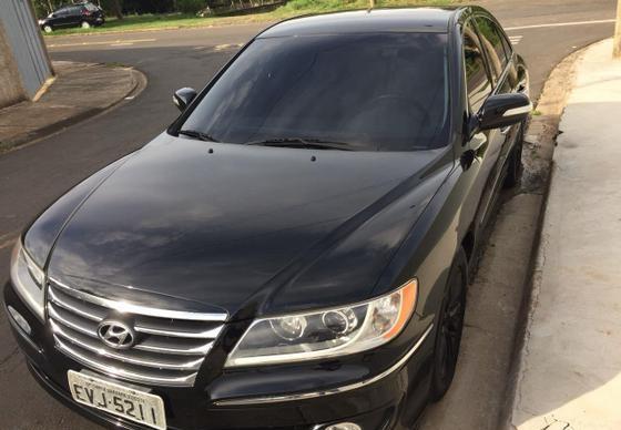 HYUNDAI AZERA 3.3 MPFI GLS SEDAN V6 24V GASOLINA 4P AUTOM�TICO 2010/2011