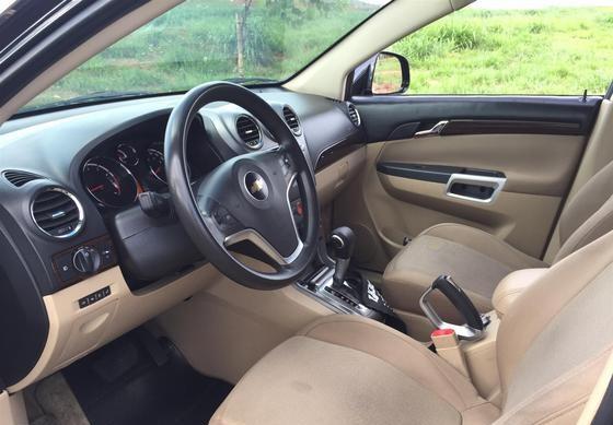 CHEVROLET CAPTIVA 2.4 SFI ECOTEC FWD 16V GASOLINA 4P AUTOM�TICO 2009/2010