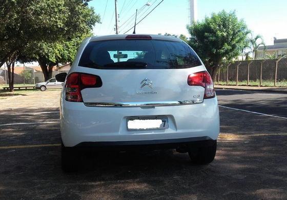 CITROÃ‹N C3 1.5 TENDANCE 8V FLEX 4P MANUAL 2013/2014