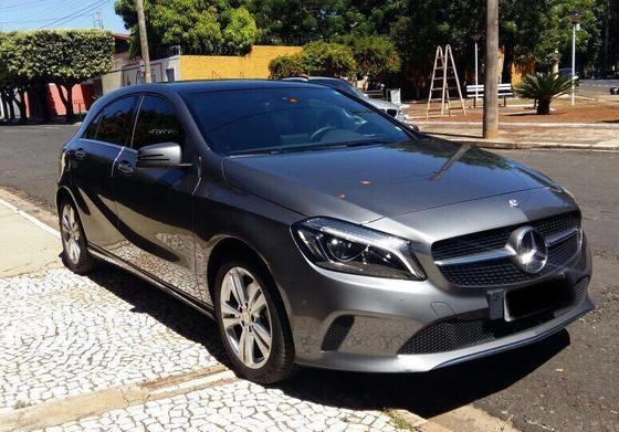 MERCEDES-BENZ A 200 1.6 TURBO 16V FLEX 4P AUTOM�TICO 2017/2017