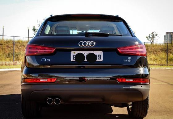 AUDI Q3 1.4 TFSI AMBITION GASOLINA 4P S TRONIC 2016/2017