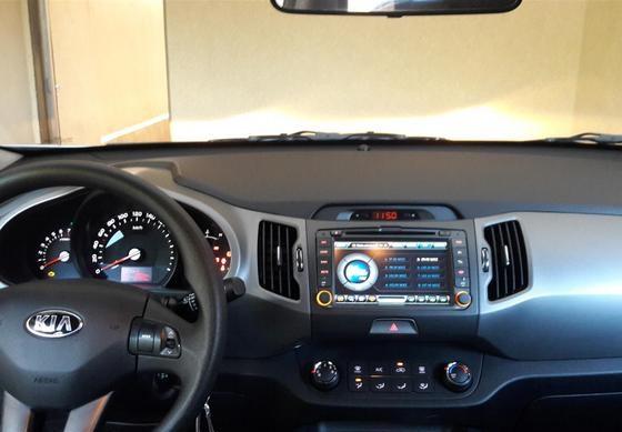 KIA SPORTAGE 2.0 LX 4X2 16V FLEX 4P AUTOM�TICO 2014/2014