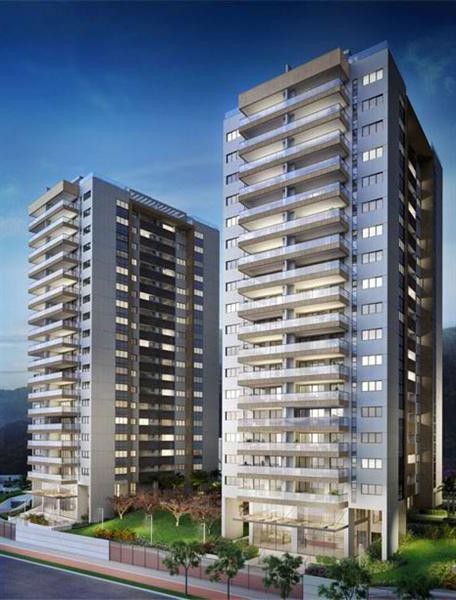Apartamento à venda de 4 dormitórios Suítes no condomínio Ilha Pura na Barra da Tijuca.