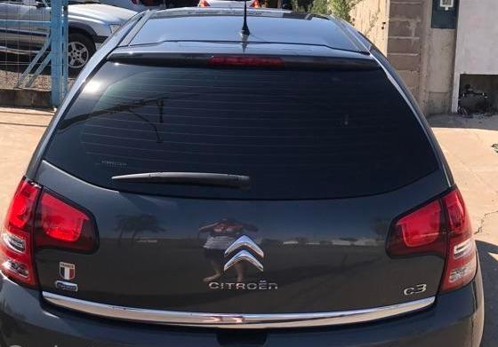 CITROËN C3 1.6 EXCLUSIVE 16V FLEX 4P AUTOM�TICO 2014/2014