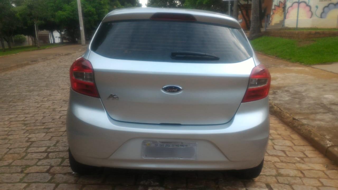 Ford Ka 2015 se completo 28.900,00