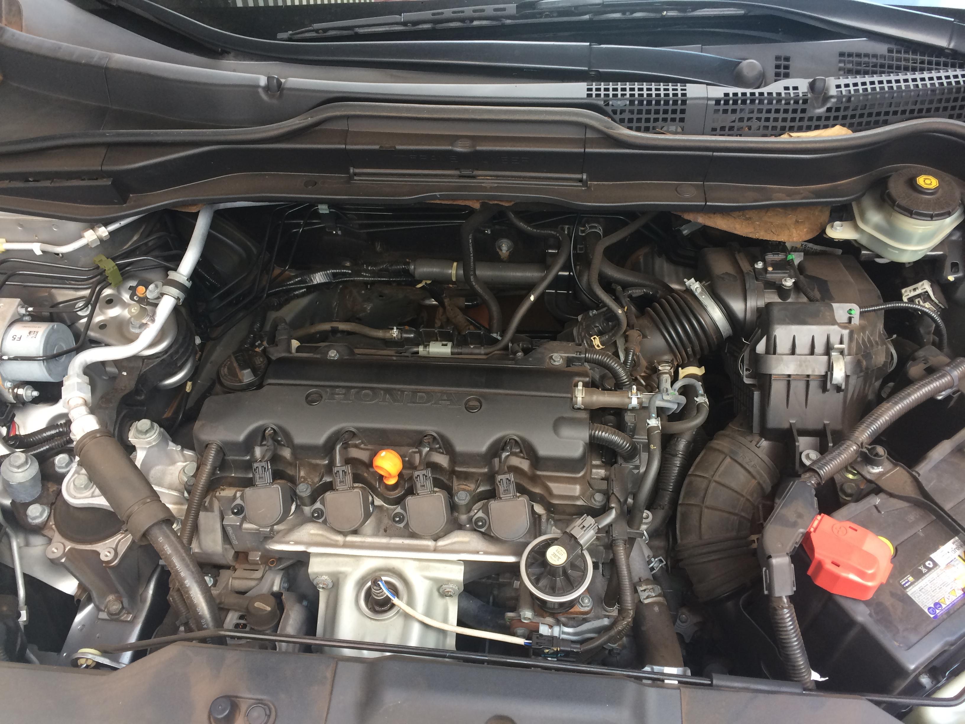 CR-V LX 08